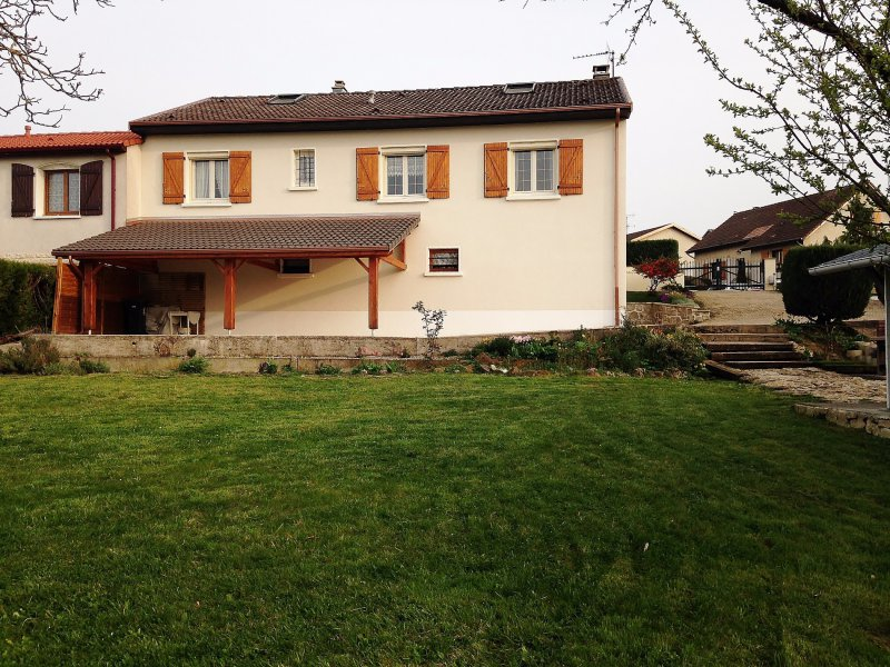 Vente maison 5p grand jardin for Garage ad longwy