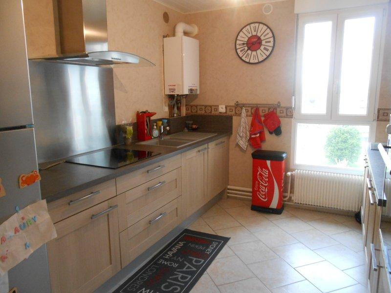 Vente appartement yutz f3 104000 for Achat maison yutz